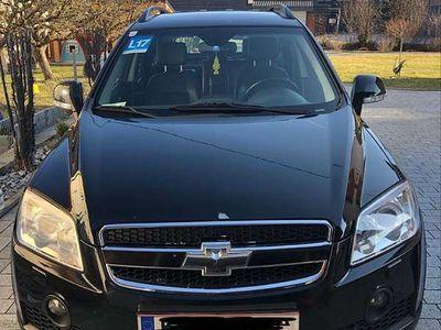 gebraucht Chevrolet Captiva 2.0 Diesel SUV / Geländewagen