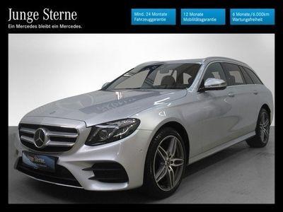 gebraucht Mercedes E220 T Austria Edition 4MATIC Aut. *AMG Line *Comand