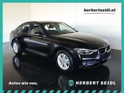 gebraucht BMW 318 i Advantage *LED / NAVI*