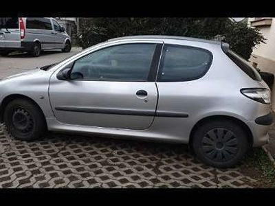 gebraucht Peugeot 206 1.4/ende februar 2020 Klein-/ Kompaktwagen