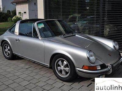 gebraucht Porsche 911 T 2,4 Targa ++rostfrei++, 136 PS, 2 Türen, Schaltgetriebe