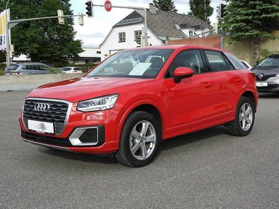 gebraucht Audi Q2 TDI Sport *LED*Garantie*Tango Red Metallic*
