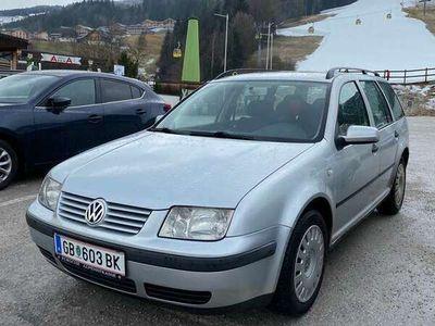 gebraucht VW Bora Golf VariantTDI PD 4motion