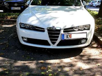gebraucht Alfa Romeo 159 2.0 JTDM Kombi / Family Van