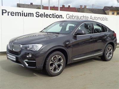 brugt BMW X4 xDrive20d