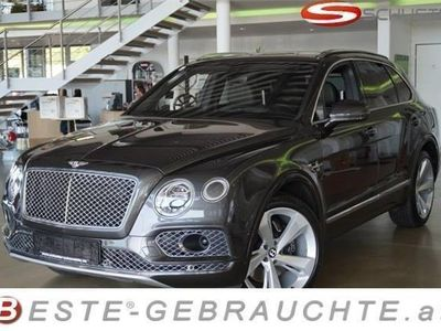 gebraucht Bentley Bentayga 6.0 W12 4WD ACC Head-Up belüftete-Massag