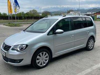 gebraucht VW Touran 1.9.TDI Kombi / Family Van
