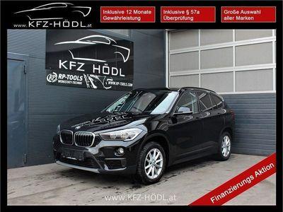 gebraucht BMW X1 xDrive18d Advantage