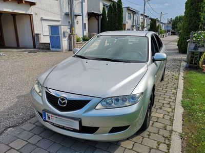 gebraucht Mazda 6 Sport 2,0i TE
