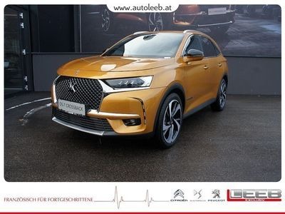 gebraucht DS Automobiles DS7 Crossback BlueHDi 180 Be Chic Be Chic