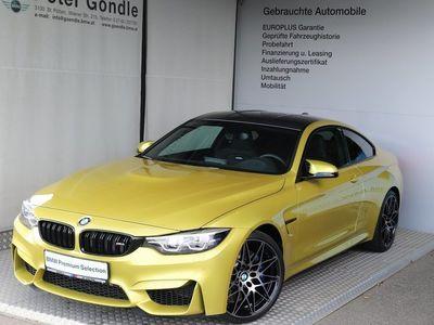 gebraucht BMW M4 Competition