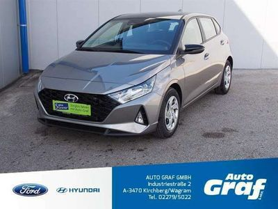 gebraucht Hyundai i20 (BC3) i-Line Plus 1,0 T-GDi DCT b1bp2-P6-O3