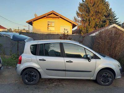gebraucht Renault Grand Modus Modus PICKERL NEU!!!Expression 1,2 16V Kombi / Family Van