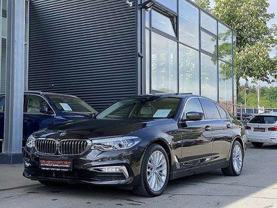 gebraucht BMW 530 d xDrive Limousine Aut. LED, STHZ, LKHZ, NL-52%