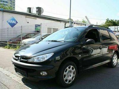 gebraucht Peugeot 206 Ö3 2,0 HDI**Export oder Bastler**Kein Pickerl**