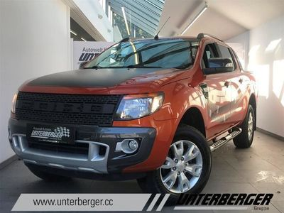 gebraucht Ford Ranger DK WILDTRAK 3.2TDCI 200PS A6