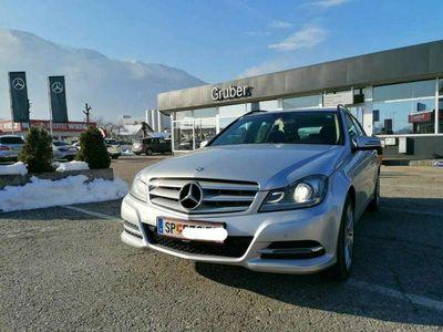 gebraucht Mercedes C200 T CDI BlueEfficiency