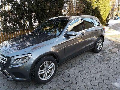 gebraucht Mercedes 220 GLC-Klasse GLC4MATIC SUV / Geländewagen