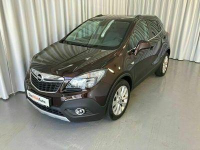 gebraucht Opel Mokka 1,4 Turbo ecoflex Cosmo Start