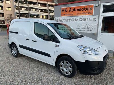 gebraucht Peugeot Partner 1,6 HDi 90 FAP Euro 5 ** NETO 6659.- € Kombi / Family Van
