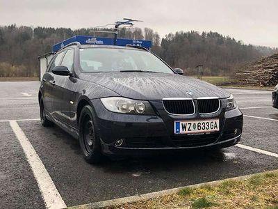 gebraucht BMW 318 3er-Reihe d E91 Kombi / Family Van