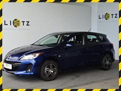gebraucht Mazda 3 Sport 1,6i TX NAVI