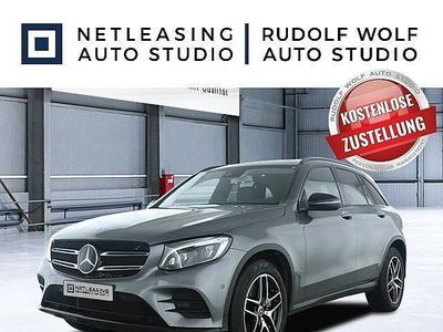 gebraucht Mercedes GLC300 4MATIC Aut., 245 PS, 5 Türen, Automatik