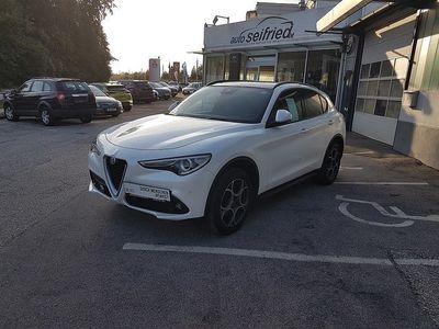 gebraucht Alfa Romeo Stelvio Super 2,2 ATX AWD *SPORT*PANOROMA* Super