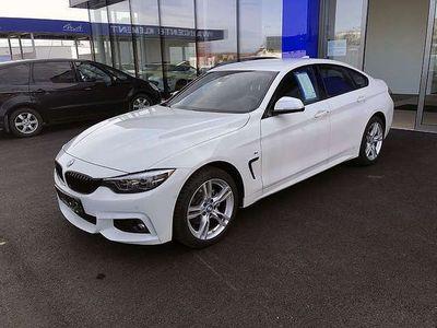 gebraucht BMW 420 Gran Coupé 4er-Reihe d xDrive M Sport Aut. Sportwagen / Coupé