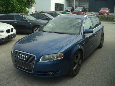gebraucht Audi A4 Avant 3,0 TDI V6 quattro DPF Tiptronic