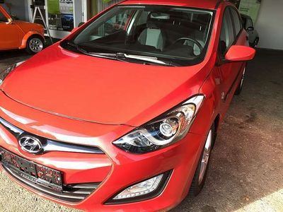 gebraucht Hyundai i30 1,4 CVVT Europe
