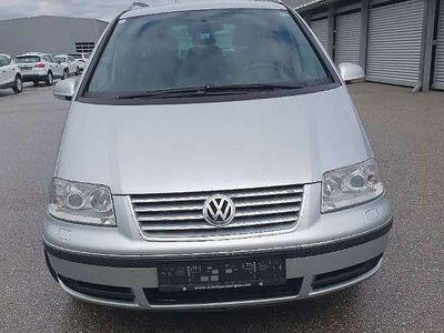 gebraucht VW Sharan TDI Business 4motion Kombi / Family Van