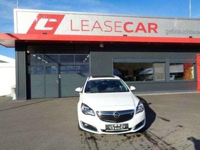 gebraucht Opel Insignia ST 1,6 CDTI ecoflex Edition *XENON*PANORAMA*