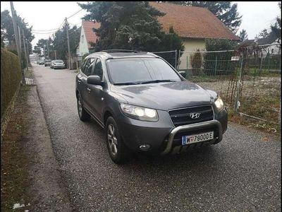 gebraucht Hyundai Santa Fe 2.2 CRDI / 7 Sitze / ARBÖ Pickerl SUV / Geländewagen