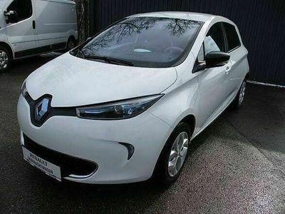 gebraucht Renault Zoe Life Q210 (Batteriemiete) Klein-/ Kompaktwagen