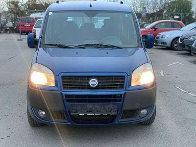 gebraucht Fiat Doblò 1,3 16V JTD Multijet Family