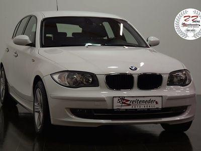 gebraucht BMW 116 d / komplettes Serviceheft