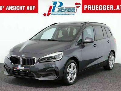 gebraucht BMW 218 Gran Tourer d Autom 7-SITZE LED NAVI NP 47.832,