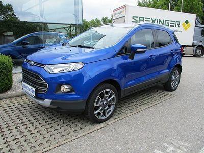 gebraucht Ford Ecosport 1,0 EcoBoost Titanium