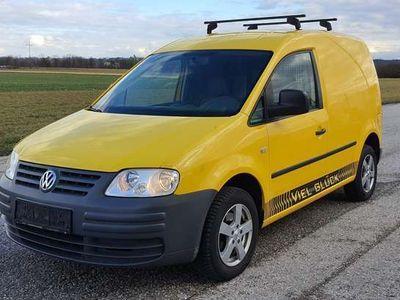 gebraucht VW Caddy 2.0 EcoFuel