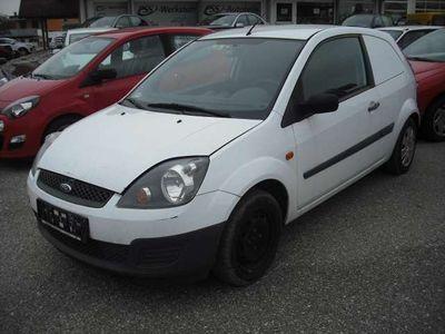 gebraucht Ford Fiesta VAN - Nutzfahrzeug 1,4 TDCi