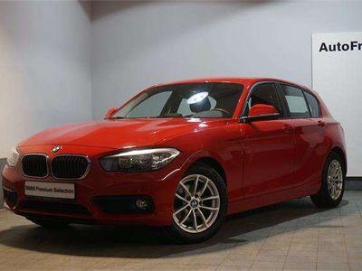 gebraucht BMW 116 1er-Reihe d Efficient Dynamics Advantage Limousine