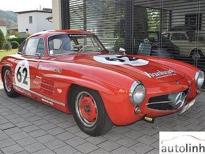 gebraucht Mercedes 300 300 SLSL W198 Gullwing ++TOP++, 215 PS, 2 Türen, Schaltgetriebe