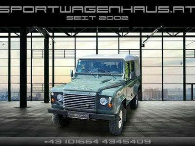 """gebraucht Land Rover Defender 110"""" S Double Cab Pick Up 2,4 TD Plane"""