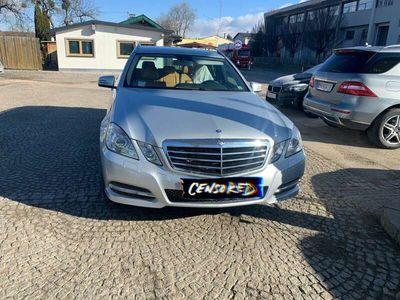 gebraucht Mercedes E350 Avantgarde 4MATIC CDI Aut.