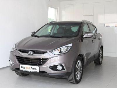 gebraucht Hyundai ix35 2,0 CRDi GO Plus Aut.
