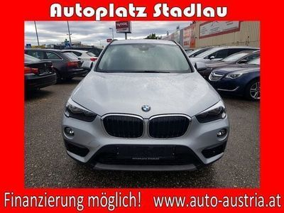 gebraucht BMW X1 xDrive18d Advantage Aut. NAVI *FINANZIERUNG MÖGLI