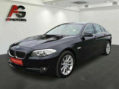 gebraucht BMW 535 (F10) Aut./Navi/Leder/Kamera/Bluetooth/Schiebedach