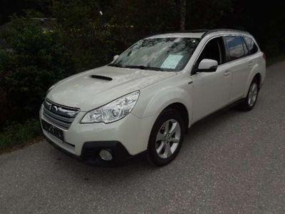 gebraucht Subaru Outback Touring Wagon 2,0 D Comfort AWD CVT Kombi / Family Van,