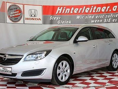 gebraucht Opel Insignia ST CDTI EURO6 Business XENON NAVI AHV Kombi / Family Van,